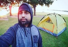 Good morning! @CityLakeDallas #camping