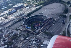 Citi Field from the sky