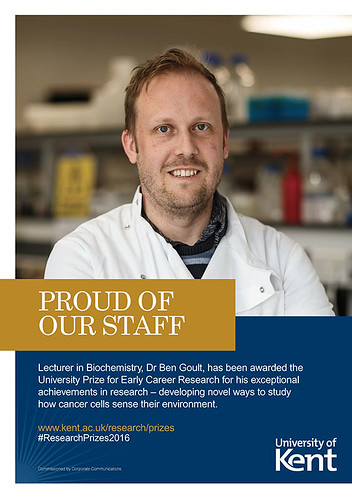 Staff research prizes