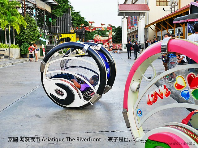 泰國 河濱夜市 Asiatique The Riverfront 9