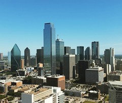 Downtown #DallasTexas from @reuniontower