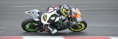 MotoAmerica superbike racing at NJMP in September 2016