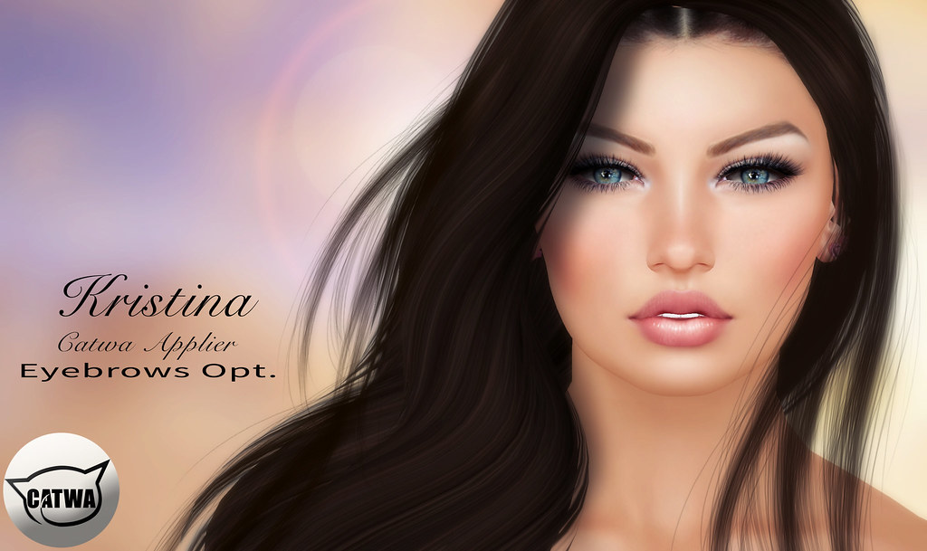 MBA - Kristina Catwa Applier - SecondLifeHub.com