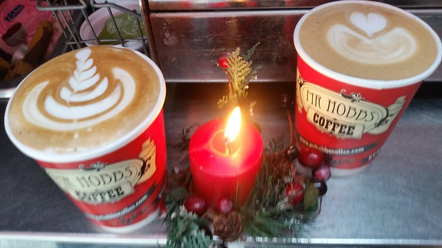 Christmas with Mr Hobbs Coffee