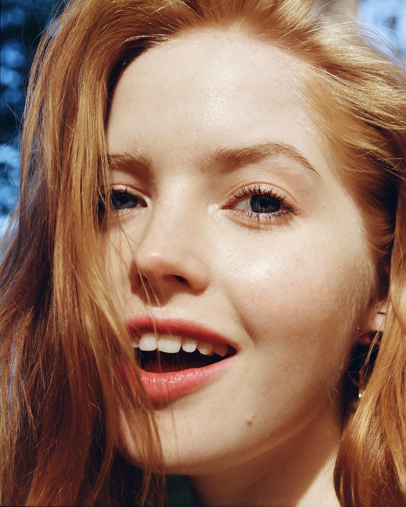 Элли Бамбер — Фотосессия для «Vogue» 2016 – 3