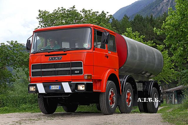 FIAT 180 NC