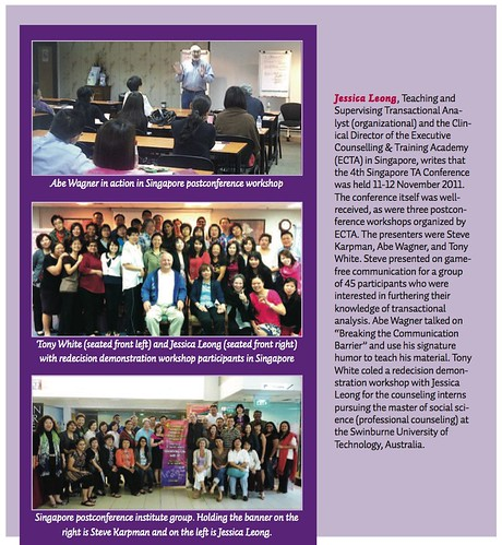 ITAA newsletter April 2012