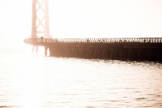 It's an odd thing, but anyone who disappears is said to be seen in San Francisco ~ Oscar Wilde