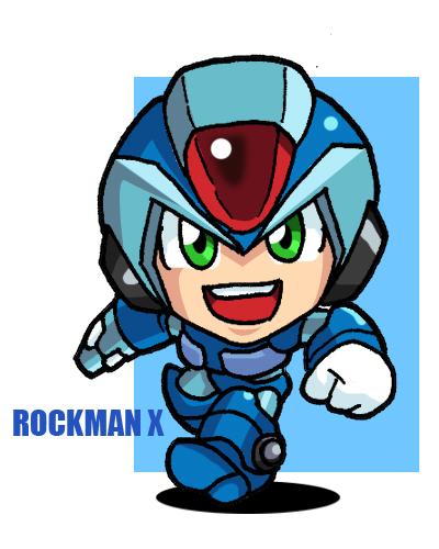rockmanx