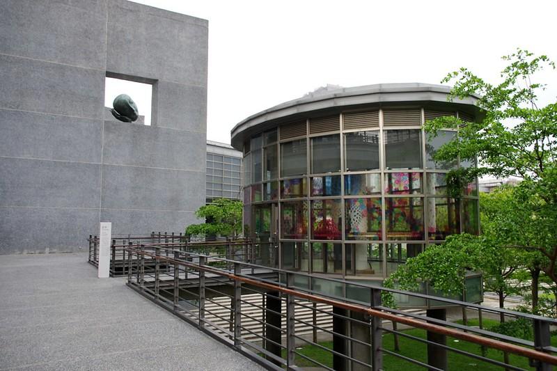 台中.國立美術館.