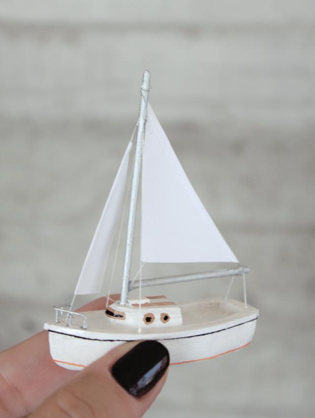 Daniel's Ship