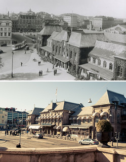 Gothenburg, Centralstationen 1930 / 2012