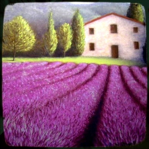 213244-123047-FRENCH_FARM_WITH_LAVENDER_FIELDS_PASTEL_phixr