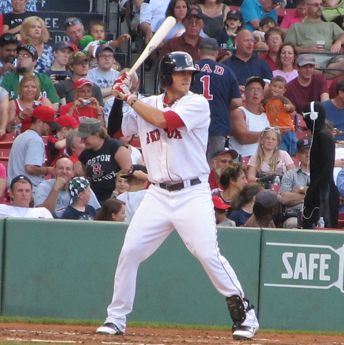 Will  Middlebrooks At Bat