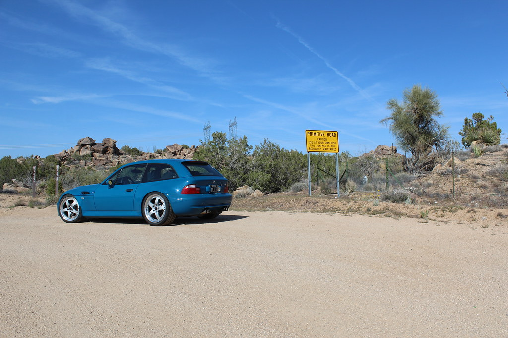 Road Trip Phoenix Az To Las Vegas Nv 2002 M Coupe Laguna Seca Blue Black Coupe