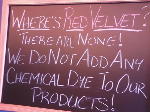 What Makes Red Velvet Cake Red Beetles