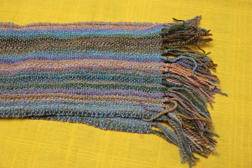 Overfond scarf