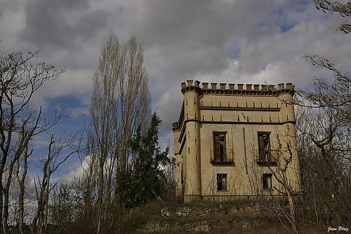 Balneario abandonado de Yemeda-Cuenca