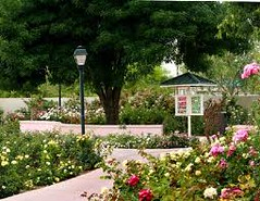 Rose Garden, Mesa Community College
