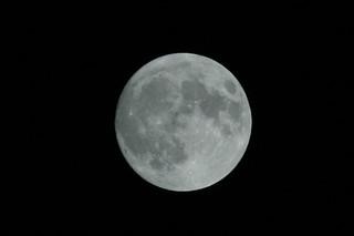 Moon, May 5, 2012