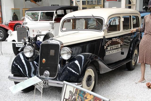 Mercedes benz 170 v kombi baujahr 1946 4 zylinder motor for 1946 mercedes benz