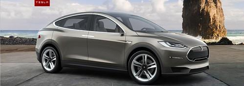 Tesla Motors - Model X