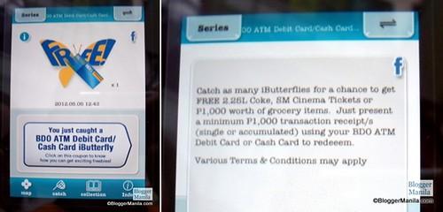 BDO ATM Debit Card / Cash Card iButterfly