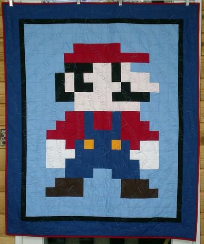 It's-a Me, Mario! 7260 by Misha Misha Misha