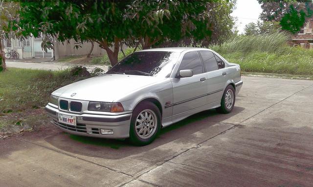1996 BMW 320i E36 | Flickr - Photo Sharing!