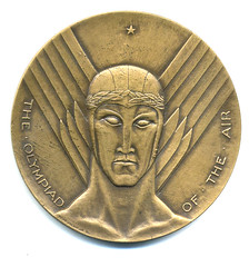 Air Races medal obverse