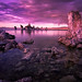 Mono Lake on Sundown - California - USA