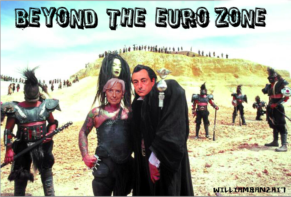 BEYOND THE EURO ZONE