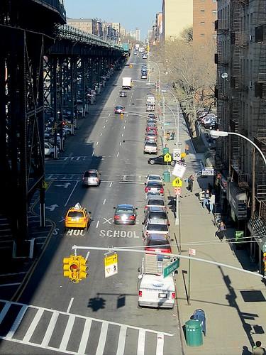 125th Street high