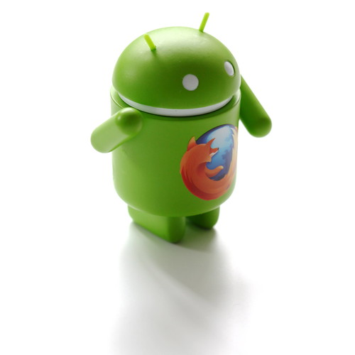 Firefox sur Android