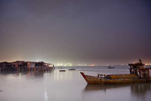 Tan Jetty Penang by andruphotography