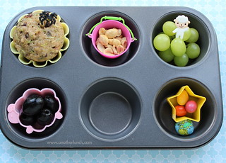 Muffin Tin Monday - Nursery Rhymes