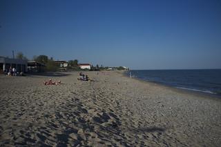 Εικόνα από Пляж в Затоке, р-н Центральный Παραλία με μήκος 3042 μέτρα. ukraine