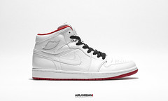 AIR JORDAN I HISTORY OF FLIGHT