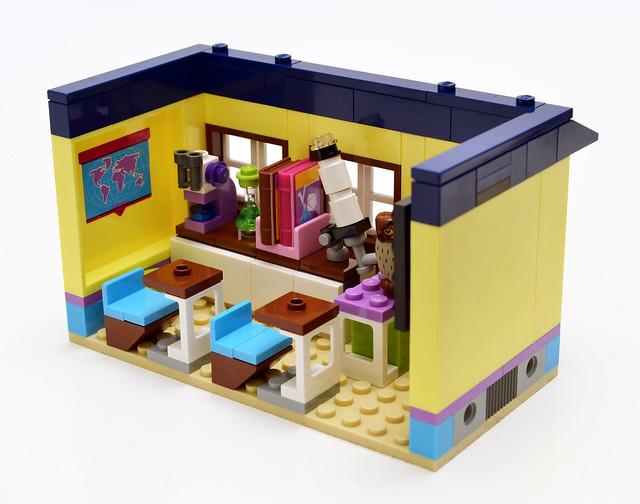 Как сделать дом лего френдс