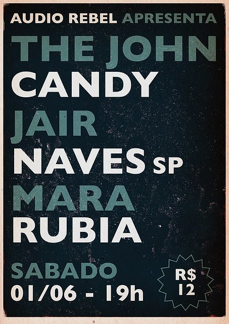 The John Candy - Jair Naves @ Audio Rebel (Jun 2013)