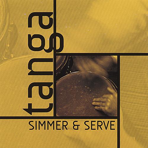 Tanga simmer and serve Cover