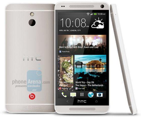 HTC M4 и Butterfly 2