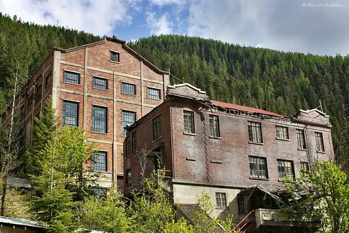 Ghost Town - Burke - Idaho