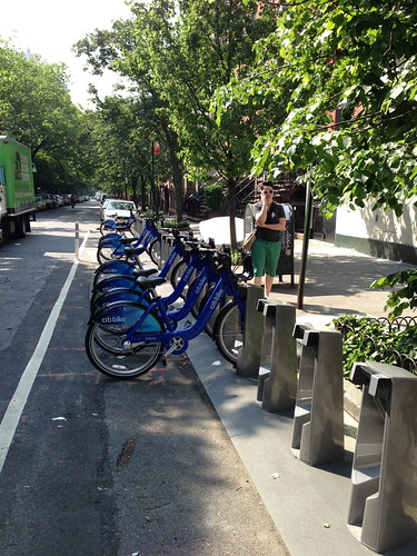 New Citibikes, Chelsea