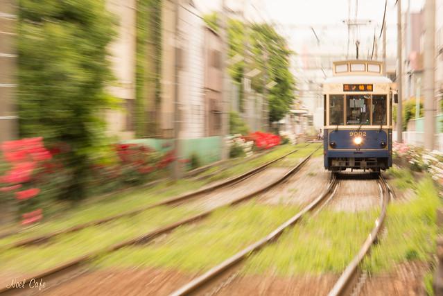 レトロ列車が行く! 2