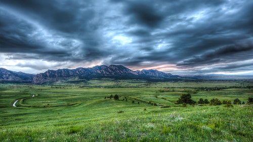travel sunset storm weather clouds colorado sunsets boulder storms flatirons