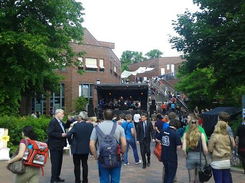Sommerfest der Technischen Universität Hamburg-Harburg 2013