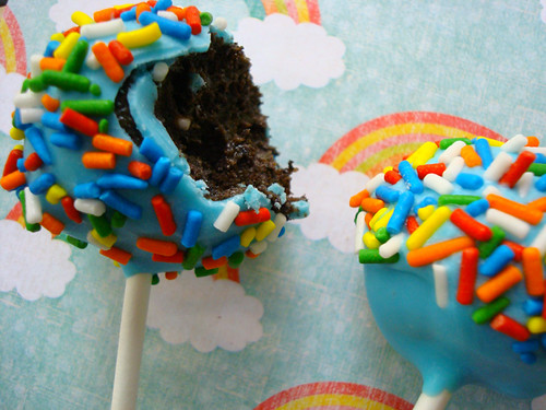 Oreo Cake Truffles