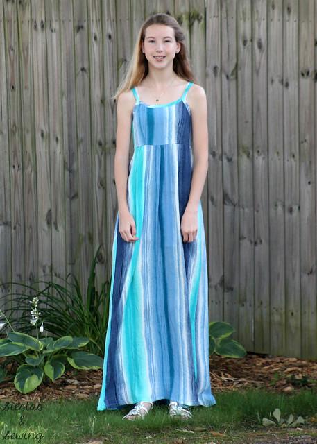 Little Lisette Maxi Dress