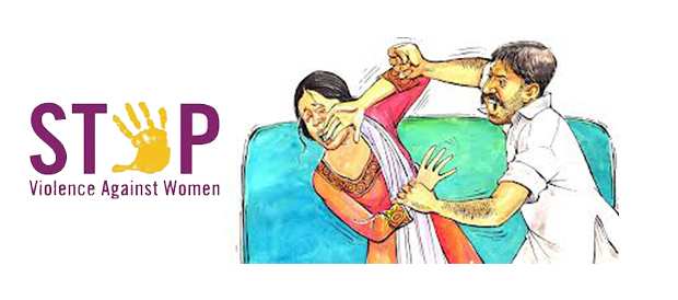 Stop Violence Against Women - by Altaf Shaikh
